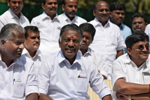 AIADMK dilemma: To save or jettison Dhinakaran