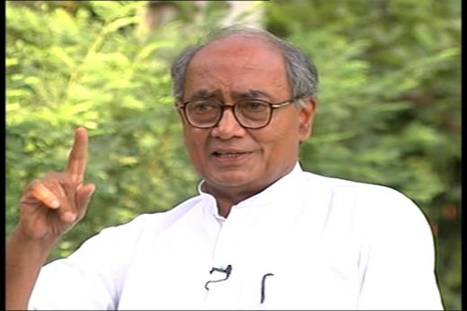 Congress Will Have to Take Note of Changing India: Digvijaya Singh