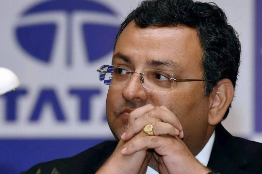 'I am Being Sacked', Cyrus Mistry Texted Wife Minutes Before Tata Board Meet