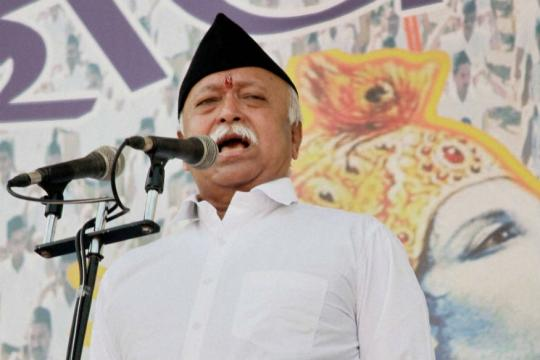 Only Ram Mandir, Nothing Else at Ayodhya Disputed Site: Mohan Bhagwat