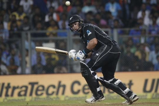 India vs New Zealand, Live Cricket Score, 1st ODI, Mumbai: Taylor, Latham Put Together Record 4th Wicket Stand at Wankhede