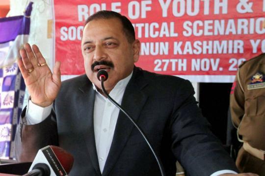 Talks With Hurriyat? Jitendra Singh Drops Big Hint for Dineshwar Sharma, Modi's New Man in Kashmir