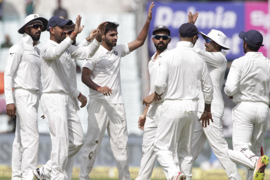 India vs Sri Lanka: Visitors Snatch Draw Despite Lionhearted Display by Indian Pacers
