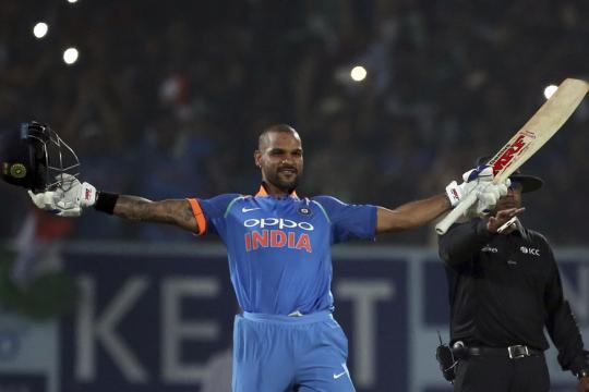 Dhawan, Kuldeep, Chahal Star as India Seal the Series in Style against Sri Lanka