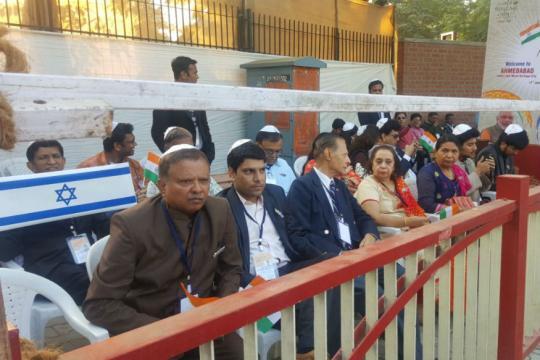Netanyahu in Ahmedabad LIVE: Gujarati Jews Gear Up to Welcome Israeli PM, Modi at Sabarmati Ashram