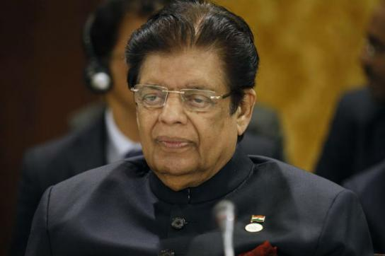 Ahamed's Death Sends Everyone to Forgotten Halls of Parliamentary Library
