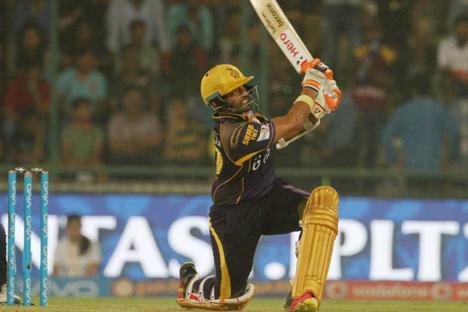 IPL 2017: Uthappa Steals the Show as Kolkata Thrash Pune