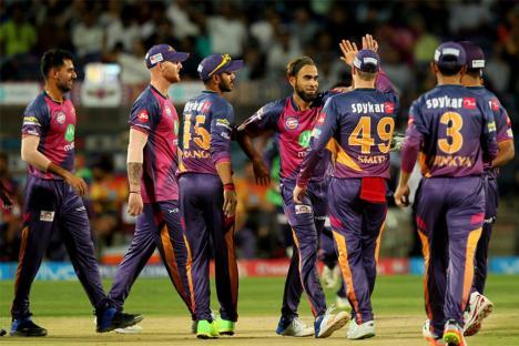 IPL 2017, MI vs RPS: As It Happened
