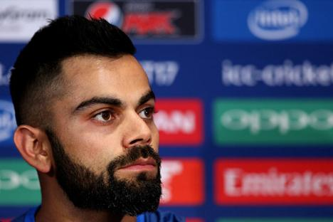 On Kumble, Kohli Says BCCI Following Due Process By Inviting Fresh Applications