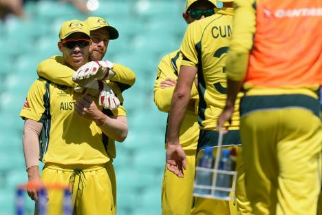 Australia vs Sri Lanka, Champions Trophy Warm-up - As It Happened
