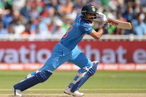 West Indies vs India Live Cricket Score: Yuvraj Falls, Kohli Going Strong