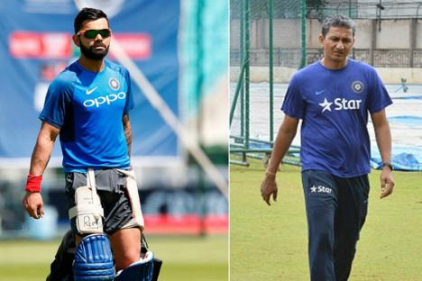 India vs West Indies 2017: Kohli and Co Start Favourites Against Windies