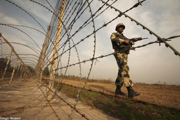 BSF Foils Infiltration Bid at LoC, Shoots Dead Militant