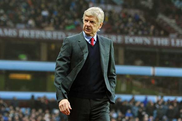 Arsene Wenger Open to England Managerial Role