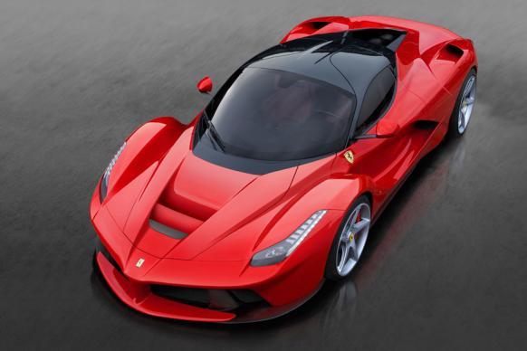 Ferrari LaFerrari Sells For USD 7 million to Set Auction Record