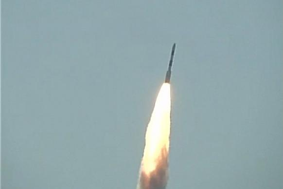 ISRO Successfully Launches Earth Observation Satellite Resourcesat-24