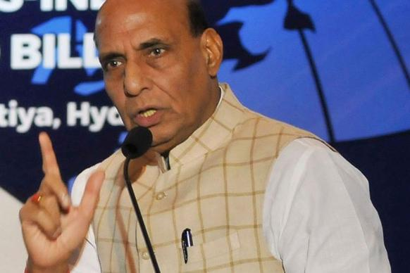 Surgical Strike: Rajnath Singh Chairs All-Party Meet to Brief Leaders