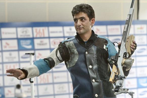 Rio Olympics 2016: Indian Shooter Chain Singh Hospitalised in Lausanne
