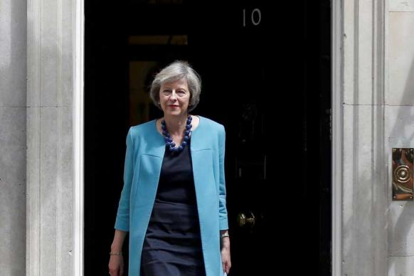 UK PM Theresa May had Expressed Concerns Over Brexit Weeks Before Referendum