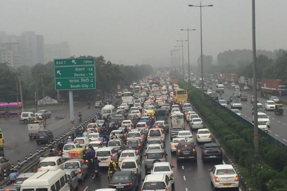 Rains Paralyse Gurugram Again, Haryana Govt's Priorities Questioned