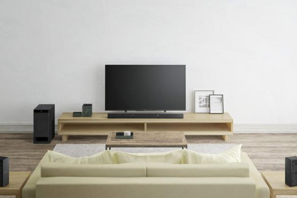 Sony HT-RT3 Soundbar Home Theater System Review