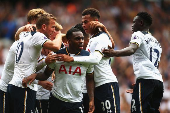 Danny Rose Equaliser Denies Liverpool Victory at Tottenham