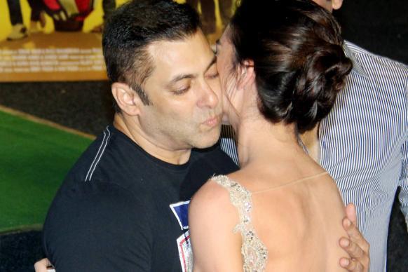 Salman Khan Unveils Freaky Ali, Ajay Devgn Releases Shivaay Trailer