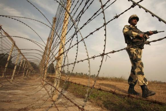 BSF Seizes Gold Bars, One Bangaladeshi National Arrested