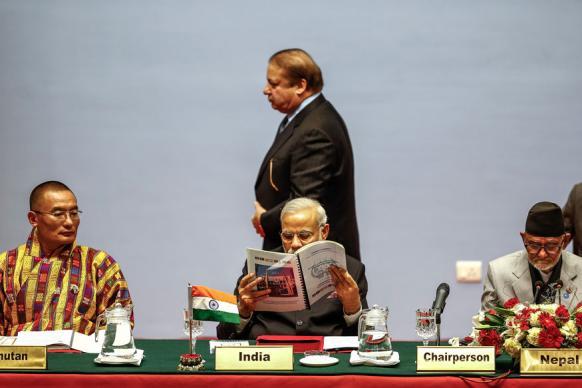 Don't Boycott SAARC Summit, Hold it Without Pakistan: Congress