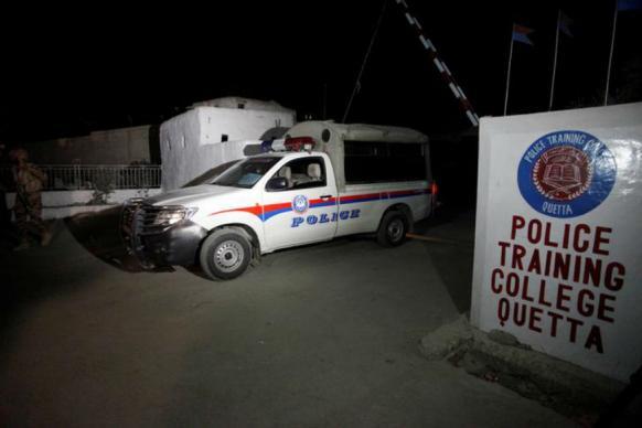 Pakistan Terror Attack: Gunmen Kill 48, Several Injured in Attack on Police Academy in Quetta