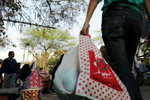 Ban on Polythene at all National Monuments From October 2