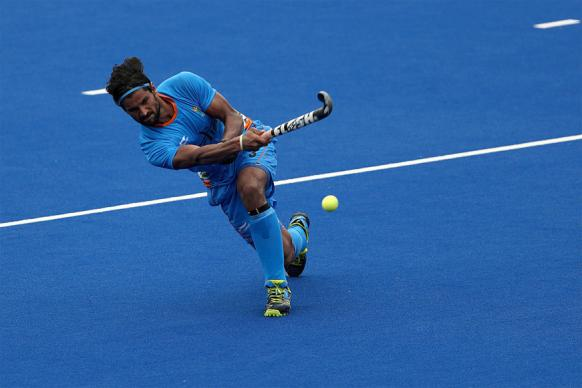 Asian Champions Trophy 2016: India Crush China to Seal Semi-Finals Spot