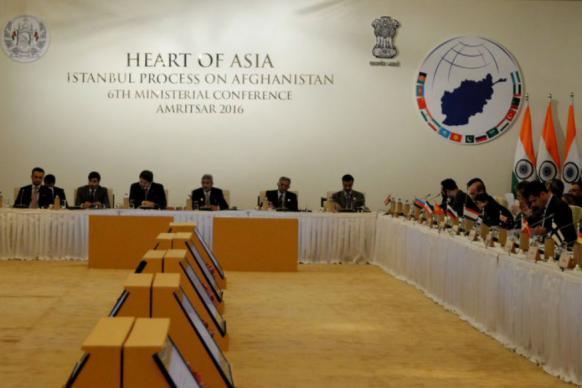 Heart of Asia Meet: Pakistan Wants to Ease Tension as Nawaz Sends 'Dua' to PM Modi