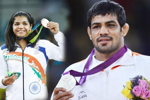 My Aim is to Equal Sushil's Feat of Two Olympic Medals: Sakshi Malik