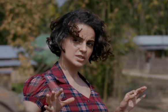 Kangana Ranaut's Rangoon Role? Not Based on Anybody Living Or Dead