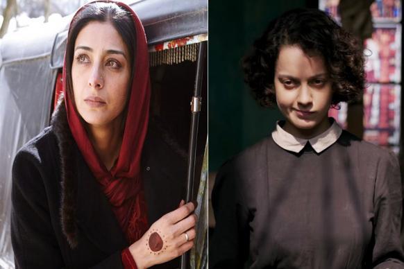 Kangana Ranaut in Rangoon to Tabu in Haider: The Women in Vishal Bhardwaj's Films