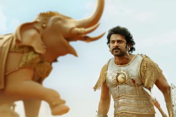 Prabhas-Rana's Baahubali 2 Trailer Garners 100 Million views; Rajamouli Thanks Fans