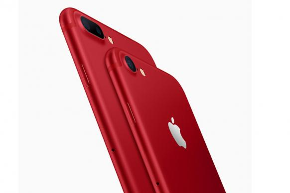 Apple Launches Red iPhone 7, iPhone 7 Plus And Low-Priced iPad