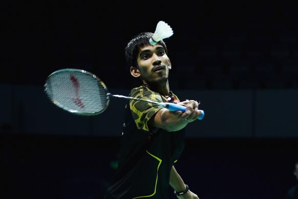 Fit-Again Kidambi Srikanth Eyes India Open Title to Regain Lost Ground
