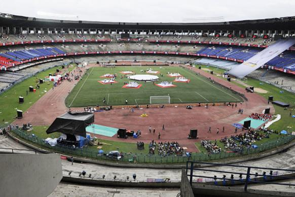 FIFA U-17 World Cup: Kolkata's Iconic Salt Lake Stadium to Host Final
