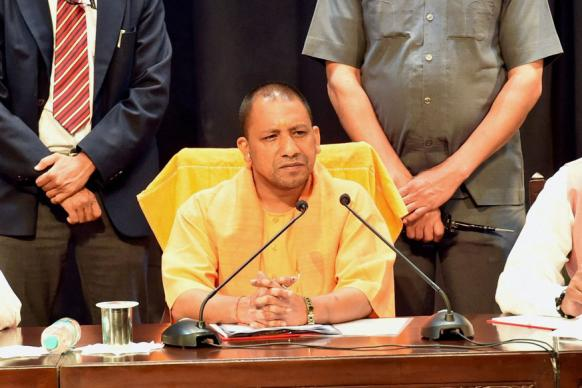 Get Cracking on Land, Cow and Mining Mafia: Yogi Adityanath Orders Police