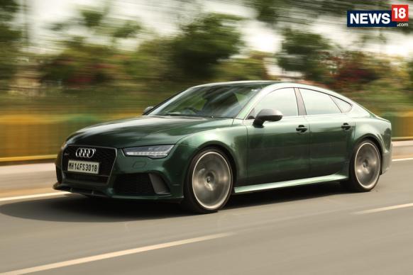 Audi RS7 Performance Review: Who Needs a Lamborghini?