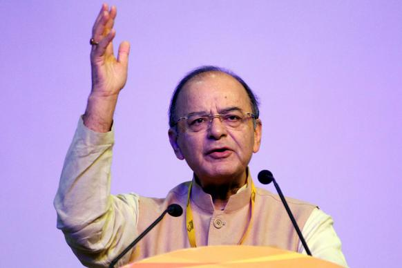 Delay in Quota Reforms to Erode IMF's Credibility, Says Arun Jaitley