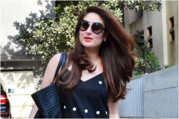 Kareena Kapoor Khan Looks Fabulous As She Steps Out For An Afternoon Outing