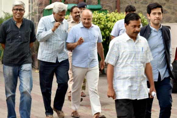 Pending Verdict in Office of Profit Case Could Spell More Trouble For AAP