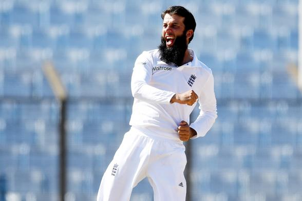 England Hero Moeen Ali Wants Ashes Role for Saqlain Mushtaq