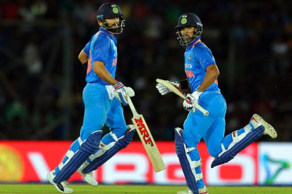 Sri Lanka vs India 1st ODI: Team India Report Card