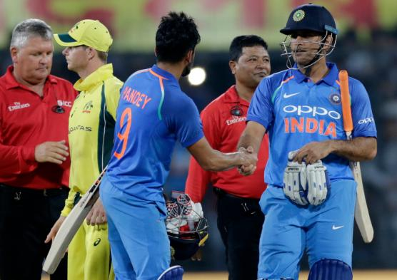 India vs Australia 2017, 3rd ODI: Team India Report Card