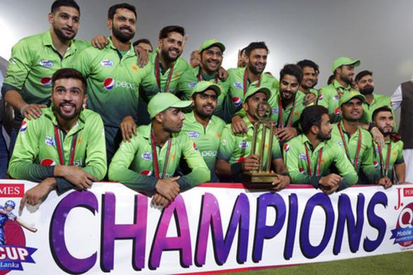Pakistan regain number one position in ICC's T20I Team Rankings