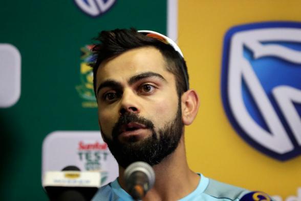I am Learning Everyday as Captain, Says Kohli as India Aim to Bounce Back in Johannesburg